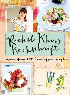Rachel Khoo's kookschrift - 24.99 (03-03-2015)