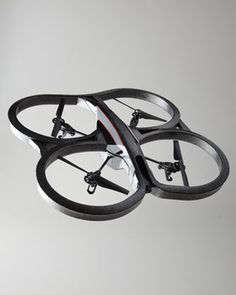 """Drone 2.0"" Helicopter  in Boy Toy 2012 from Neiman Marcus on shop.CatalogSpree.com, my personal digital mall."