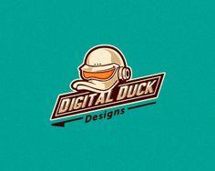 Logo Design: Ducks | Abduzeedo Design Inspiration