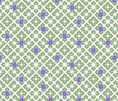 Viola riviniana Veilchenknospen und -blatter mit Veilchenbluten fabric by xantha on Spoonflower - custom fabric Pattern Making, Linen Bedding, Custom Fabric, Spoonflower, Craft Projects, How To Draw Hands, Fabrics, Colorful, Costumes