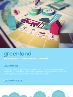 d5aa3483ca Board game for environmental education. Board Game Design