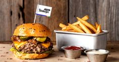 Vegan Impossible Burger Now Served at Burger Chain - ChooseVeg.com