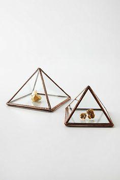 Ibi Pyramid Ring Box #anthropologie