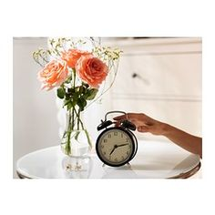 DEKAD Alarm clock - IKEA. Want this for our master bedroom or living room.