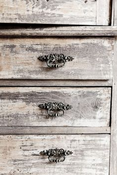 the beauty of old wood Distressed Furniture, Rustic Furniture, Painted Furniture, Distressed Dresser, Rustic Dresser, Painted Dressers, Refinished Furniture, Distressed Wood, Farmhouse Furniture