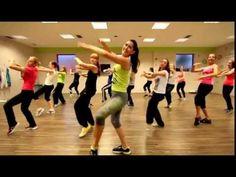 Zumba Warm-up on Sean Paul She Doesn't Mind Remix by Vijaya - YouTube