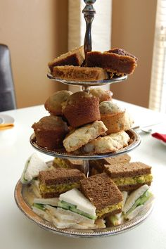 How to Host a High Tea Party (Afternoon Tea Party) for grown ups via rabbit food rocks