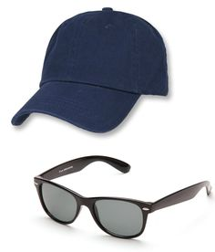 Men Style #Hat #Glasses