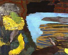 """Retrospective PER KIRKEBY  And the """"Forbidden Paintings"""" of Kurt Schwitters until 20-05-2012  Bozart, Paleis voor Schone Kunsten, Brussel"""