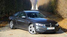 Essai - BMW Série 4 2.0 d : le 4 fantastique
