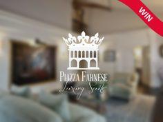 Logo realizzato per Piazza Farnese, realtà aziendale che acquista immobili di prestigio nel centro storico di Roma, ristrutturandoli extralusso e trasformandoli in alberghi o bed & breakfast. I...