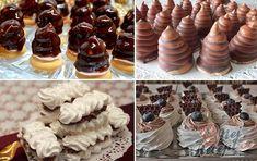Russian Recipes, Mini Cupcakes, Christmas Cookies, Waffles, Stuffed Mushrooms, Vegetables, Breakfast, Food, Polish
