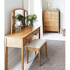 Buy John Lewis Essence Gallery Mirror, Oak Online at johnlewis.com
