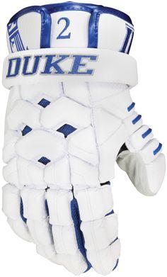 All White Everything, Duke's Brine Triumph 2 Gloves