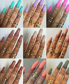Cly Beauty Missglamourbunny Which Nail Colour Do You Like