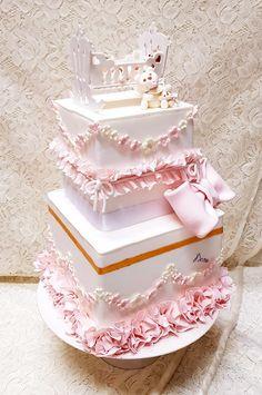 Baptesim cake pasticceriadece via calefati 93 Bari