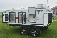 K-9 and Dog Transport Trailers