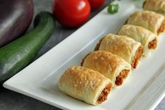Sausage rolls are the staple of many New Zealander's. Try this easy vegan sausage roll recipe, great for bring a plate situations.