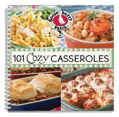 101 Cozy Casseroles Recipes Cookbook