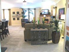 Great Room with Media Center and Surround Sound    smartcashhomes.com