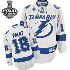 22d3c0585e9 Premier Alex Killorn White Men's NHL Jersey: Tampa Bay Lightning Reebok Away