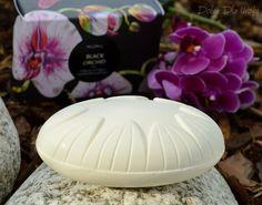 Mydło Czarna Orchidea Milomill oczami Tatiany prowadzącej blog Dobre dla Urody.