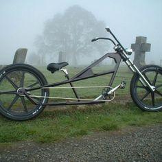 Rat rod bike 2