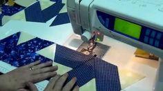 Tia Lili Patchwork: como fazer duas colchas ao mesmo tempo usando uma ré...