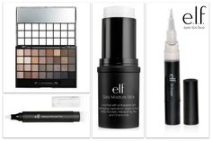 """A new blog post just went up on my beauty blog Makeup For Lunch..  """"e.l.f is an amazing brand with reasonable, rather cheap prices, isn't it exactly what we need? I haven't written a """"Beauty Cravings"""" post in a while but in fact, this is my favourite thing to write. Today, I'll be sharing with you four elf products I want to buy..""""  - Reem Noobo"""