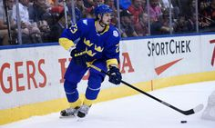 Nice stretch pass from Ekman-Larsson leads to Nylander goal = Team Sweden's William Nylander had an impressive 2016-17 NHL season, as he helped the Toronto Maple Leafs to the postseason for.....