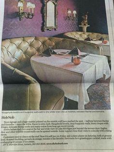 Charmant Higgin Hobnob One Of Kenoshas Finest Restaurants