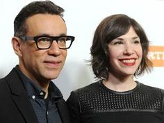 Celebrity Sightings    Fred Armisen and Carrie Brownstein celebrate the 'Portlandia' premiere, the cast of 'Downton Abbey' visit New York, Carrie Underwood wins big at the American Country Awards, and more.
