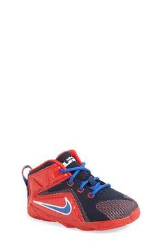 25d799406cec Nike  LeBron XII Instinct  Basketball Shoe (Walker   Toddler)