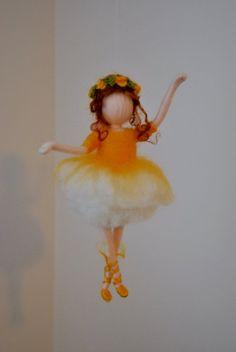 Bambola di attaccatura di parete camera ornamento Needle