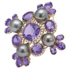Boodles Elizabeth Taylor brooch