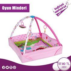 Müzikli ve ışıklı oyuncaklarıyla Oyun Minderi, #indirimiseviyoruzcom 'da! #indirimiseviyoruz #indirim #anne #bebek