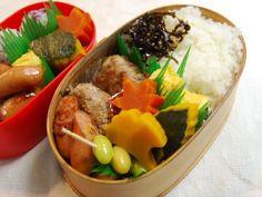 Bento Box Recipes | Simple Fall Bento Box Recipe