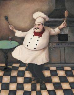 Chef's delight...