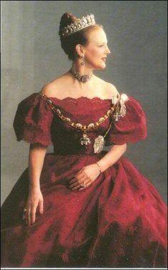 Queen Margarethe