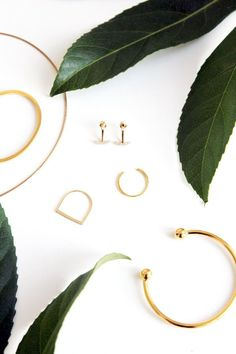 Jewelry Crush: Stella & Bow's Edgy And Dainty Collections