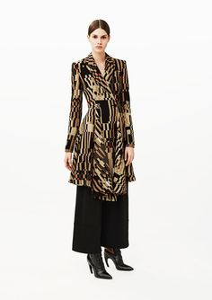 Givenchy Pre-Fall 2015 Runway – Vogue Jacket only!