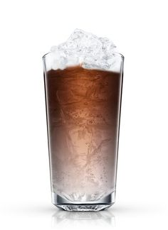 ABSOLUT Mandrico - Fill a highball glass with ice cubes. Add ABSOLUT Mandrin. Top up with cola. 1 Part ABSOLUT MANDRIN, Cola