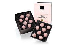 Hotel Chocolat Pink Champage Truffles, £17