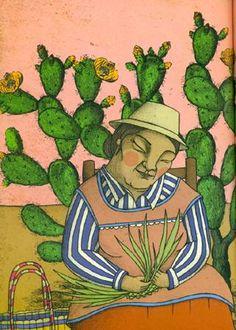 ilustraciones de cactus - Buscar con Google