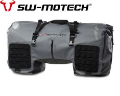 Bikermart: SW Motech DryBag 700 70ltr Waterproof Touring Tail Bag, TAIL PACKS Motorcycle Equipment, Motorcycle Luggage, Motorcycle Trailer, Solo Camping, Off Road Camping, Ktm Adventure, Motorcycle Adventure, Brown Motorcycle Boots, Honda Cb 500