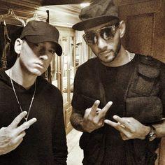 Eminem & Swizz