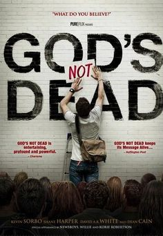 Pre-Order Now! Checkout the movie 'God's Not Dead' on Christian Film Database: http://www.christianfilmdatabase.com/review/gods-not-dead-the-movie/