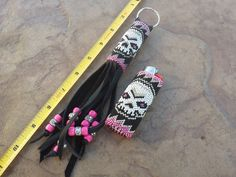 Native American Beaded Lighter Cover/Case by AmandasBeadingHeart, $85.00