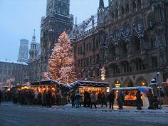 christmas market in germany...the best experience ,apple gluehwein unbelievable