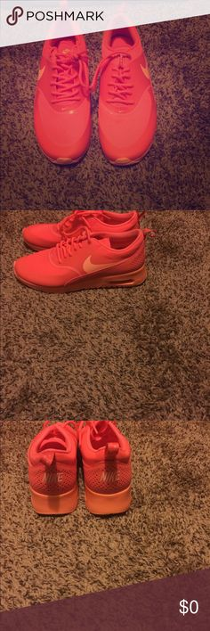 Orange Women Nike Shoes Brand New! Color: Orange, Size: 8, Made: Vietnam, Perfect for fitness and made with style. Nike Other